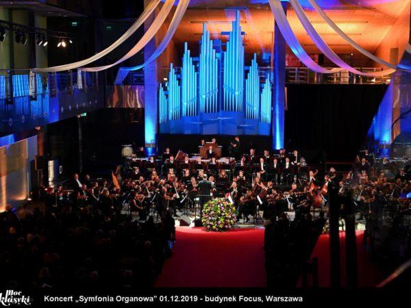 Symfonia Organowa Focus Qwerk