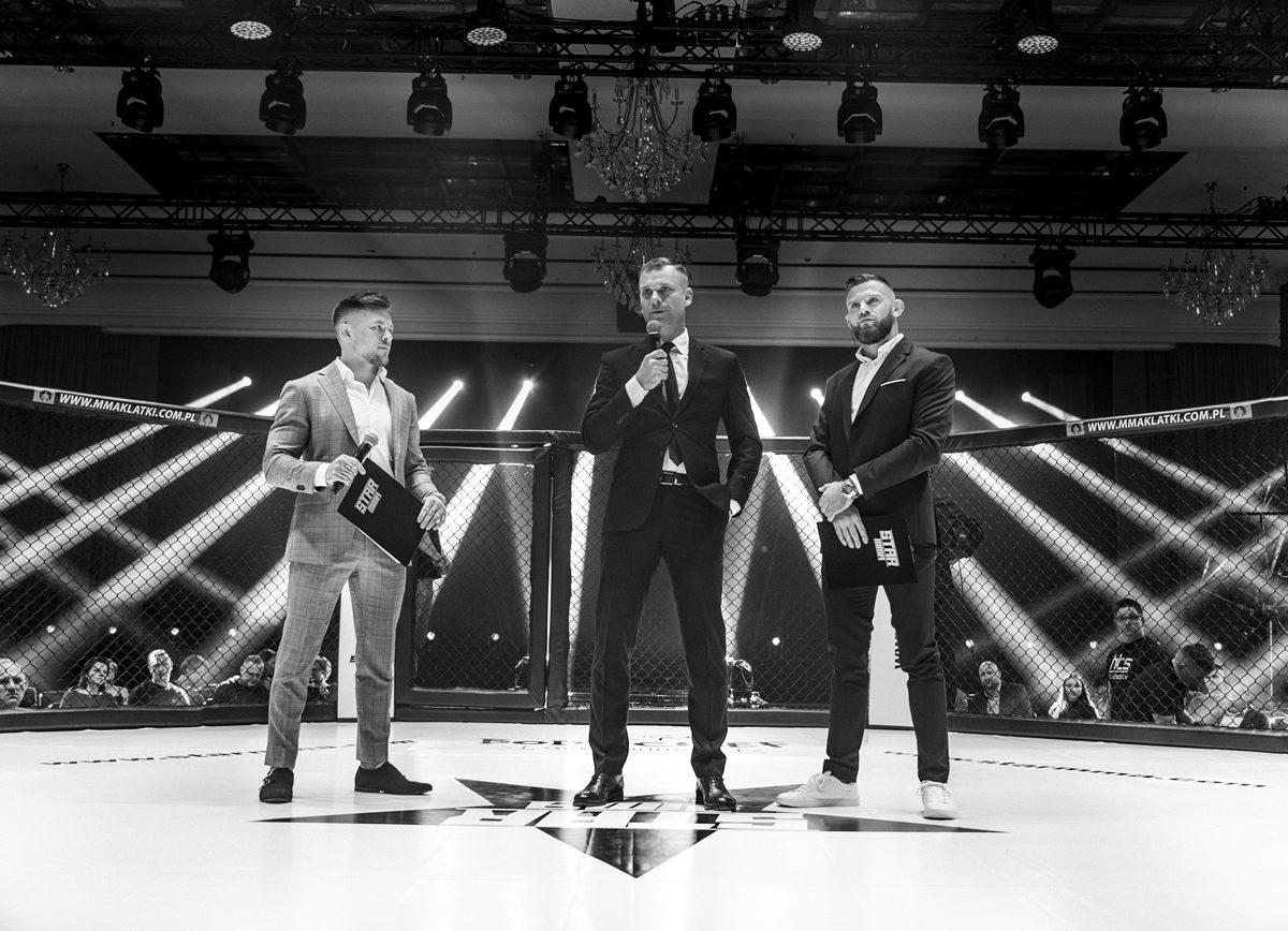gala Star MMA realizacja agencja QWERK 1