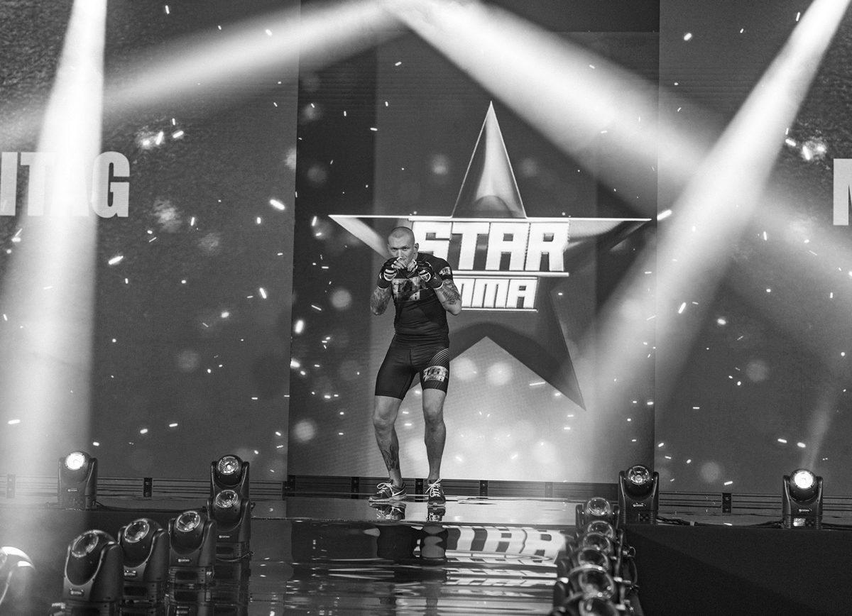 gala Star MMA realizacja agencja QWERK 2