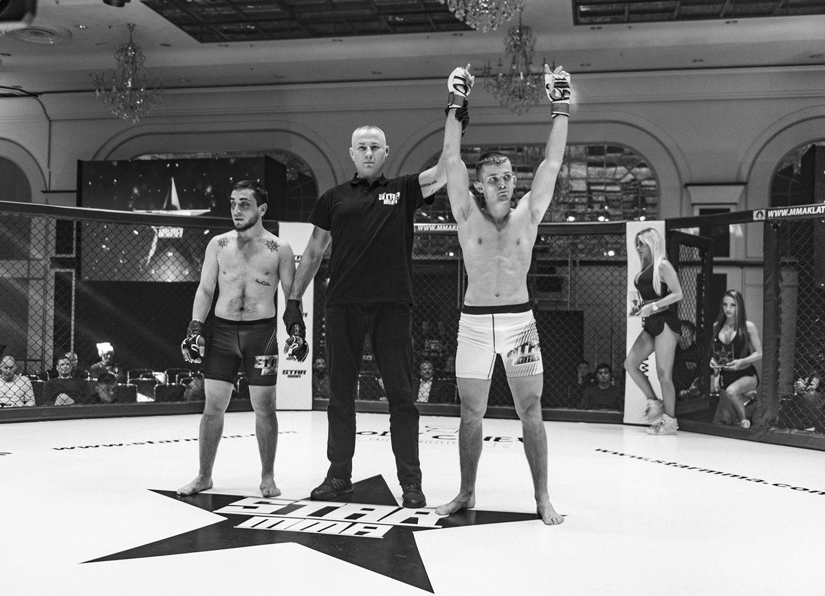 gala Star MMA realizacja agencja QWERK 3